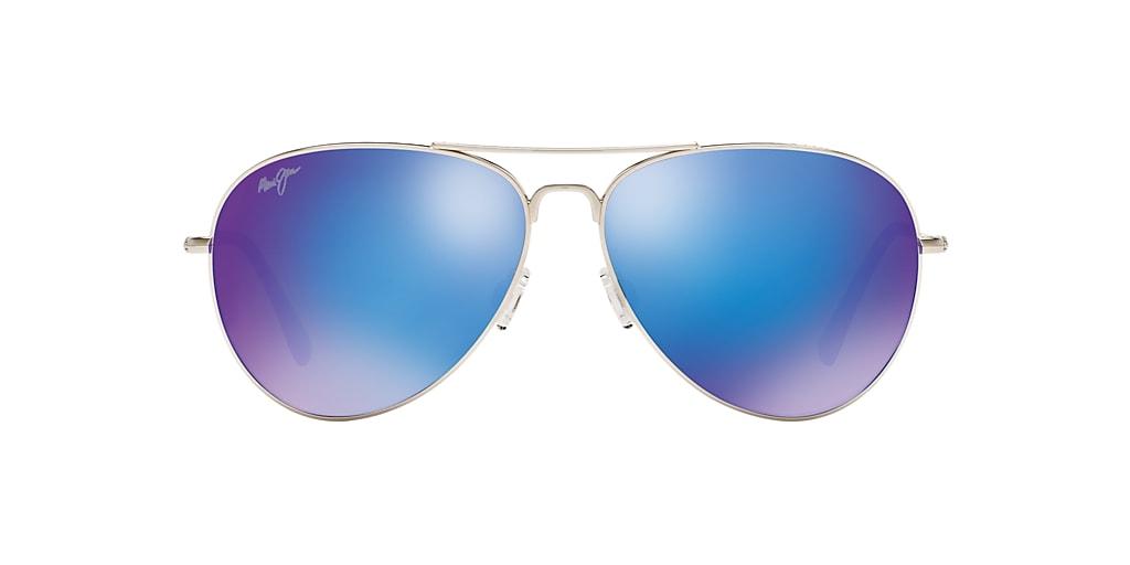 Silver Shiny 264 MAVERICKS Blue  61