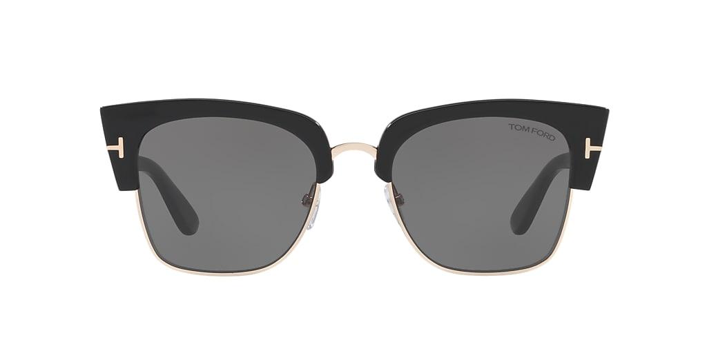 Noir FT0554 DAKOTA Grey-Black  55