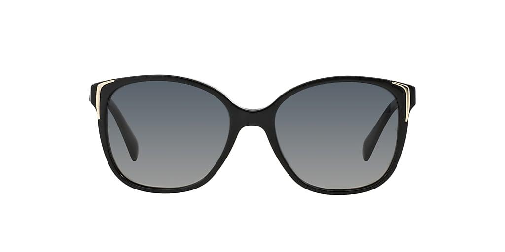 Black PR 01OS Grey-Black  55