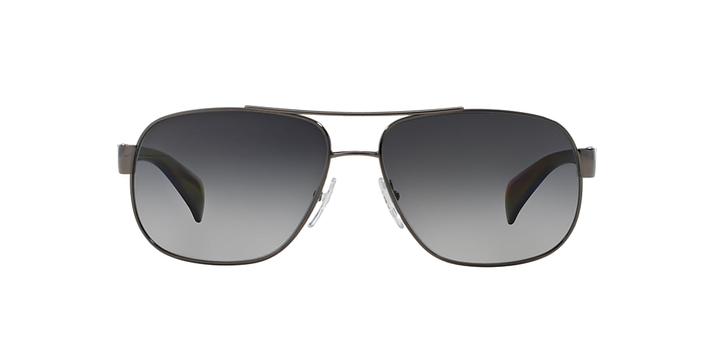 Tortoise PR 52PS Polarized Grey Gradient  61