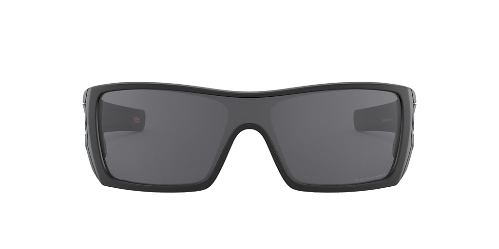 Black OO9101 Batwolf® Grey Polarized  12
