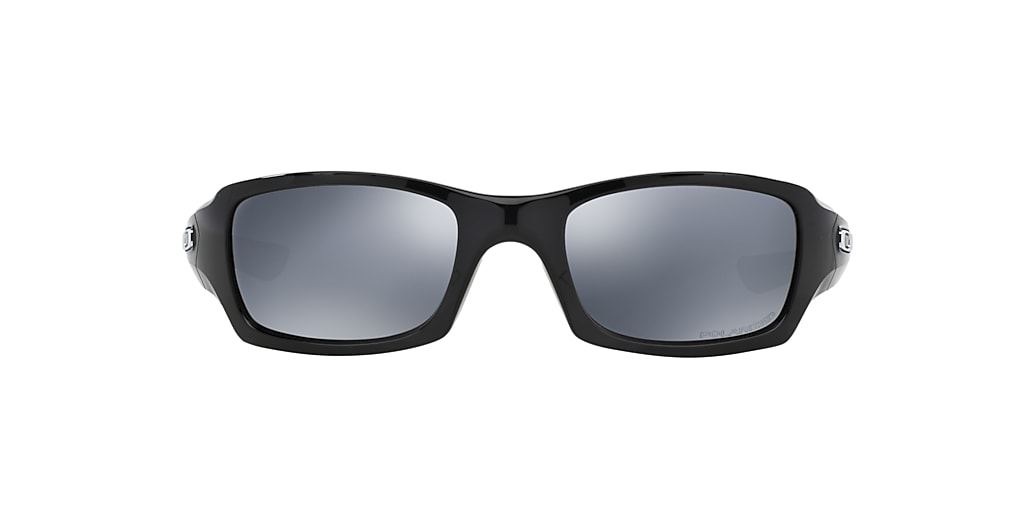 Black OO9238 Fives Squared® Black Iridium Polarized  54