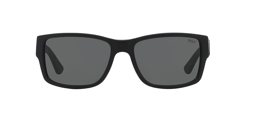 Matte Black PH4061 Grey-Black  57