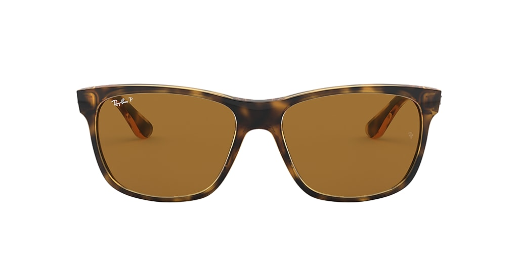 Tortoise RB4181 Brown  57