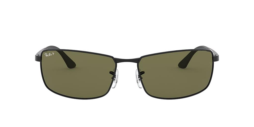 Black RB3498 Green  61