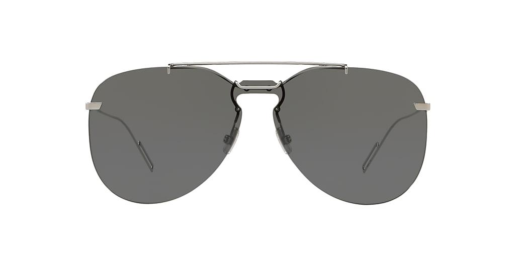 Silver Dior0222s Grey-Black  01