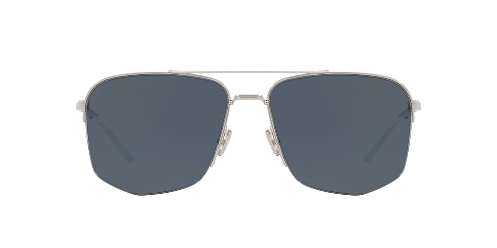 Silver Dior180 Blue