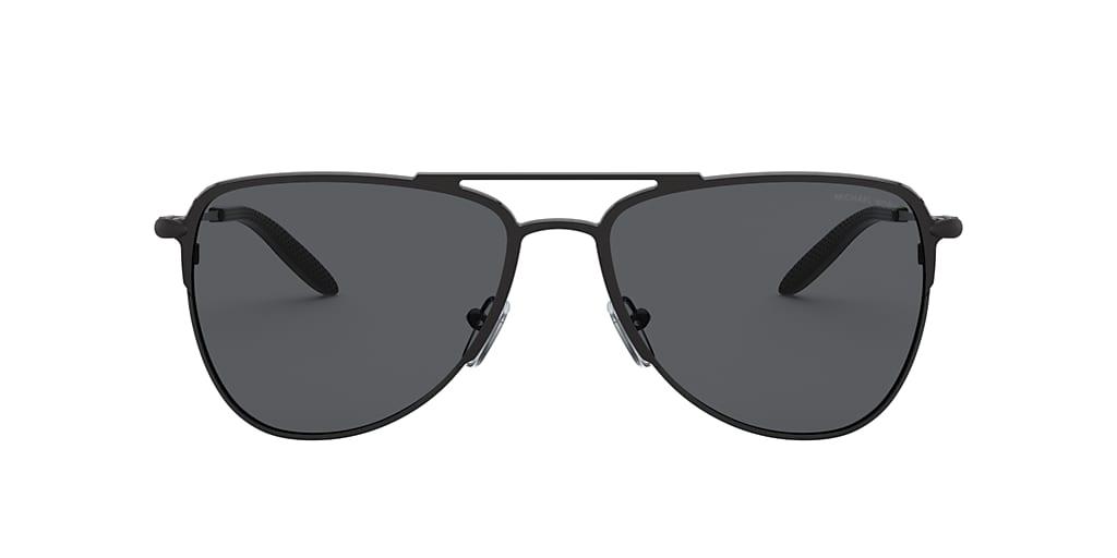 Matte Black MK1049 Dayton Grey-Black  59