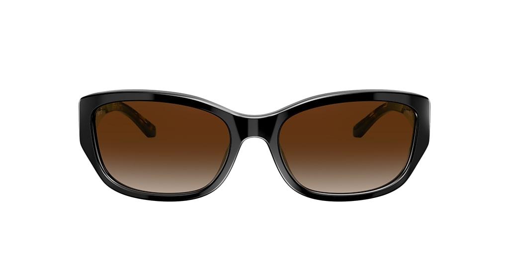 Black TY7142 Brown Gradient