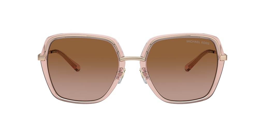 Pink Gold MK1075 NAPLES Brown/Pink Gradient