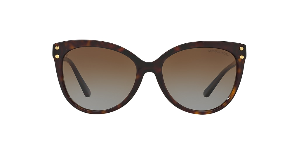 Tortoise MK2045 JAN Polarized Brown Gradient  55