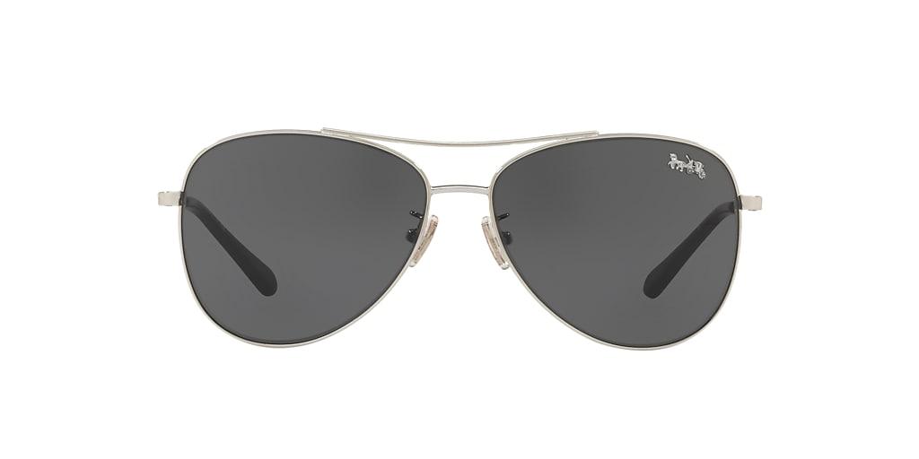 Silver HC7079 Grey-Black  58