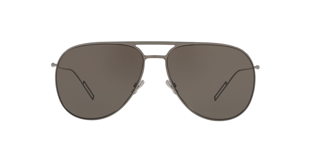 Gunmetal Cd Dior02055 Brown  59