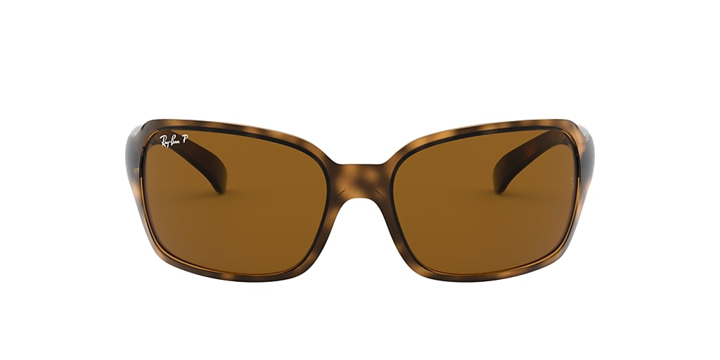 Tortoise RB4068 Polarized Brown Classic B-15  60