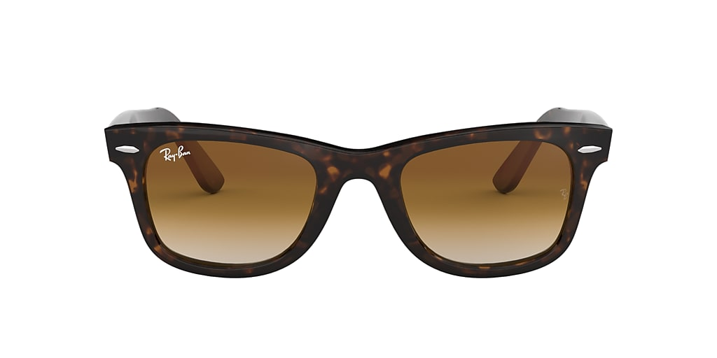 Tortoise RB2140 ORIGINAL WAYFARER CLASSIC Brown Gradient  50