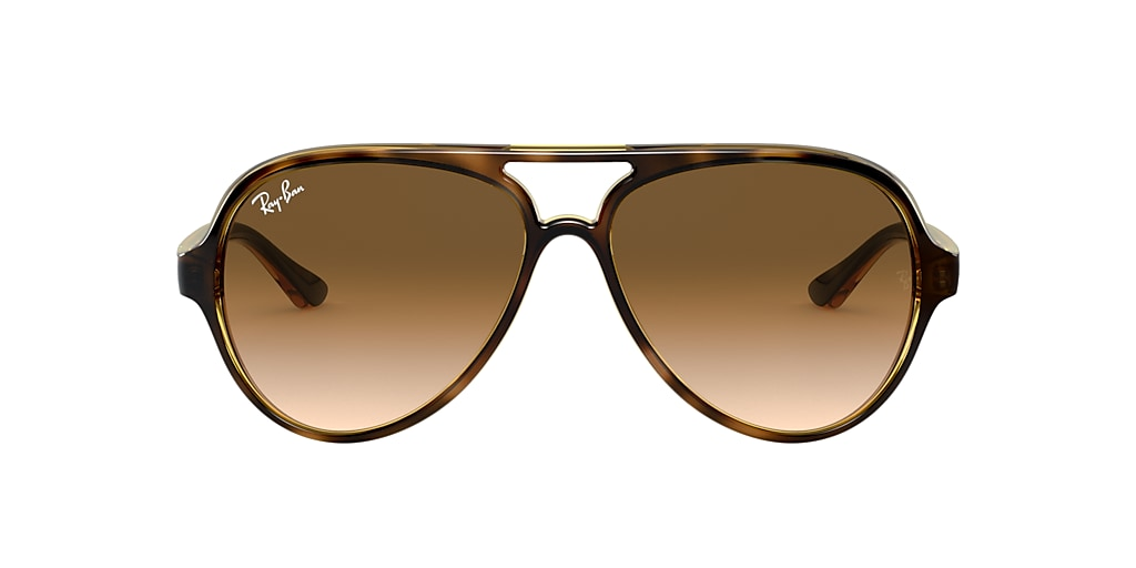 Tortoise RB4125 CATS 5000 CLASSIC Brown Gradient  59