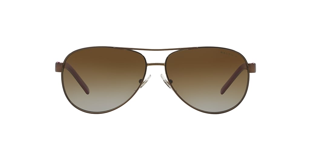 Brown RA4004 Polarized Brown Gradient  59