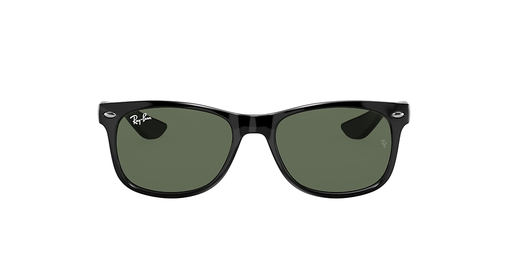 Black RJ9052S NEW WAYFARER JUNIOR Green  47