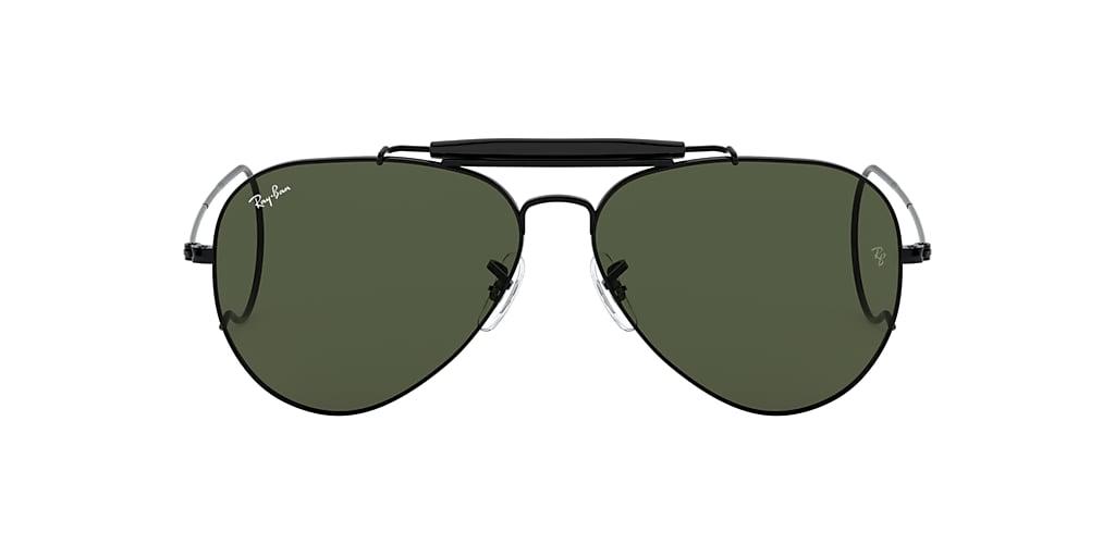 Black RB3030 OUTDOORSMAN Green Classic G-15  58