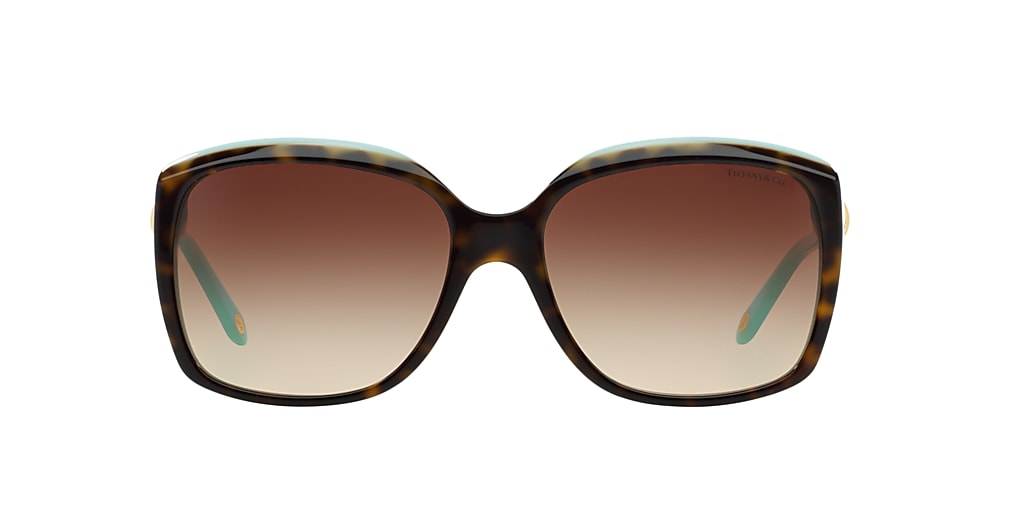 Tortoise TF4076 Tiffany Signature Brown  58