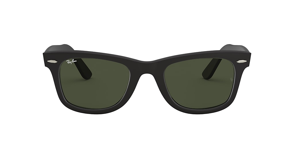 Black RB2140F ORIGINAL WAYFARER CLASSIC Green  54