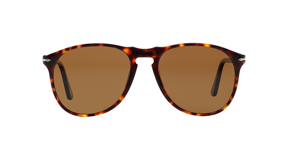 Tortoise PO9649S Brown  18