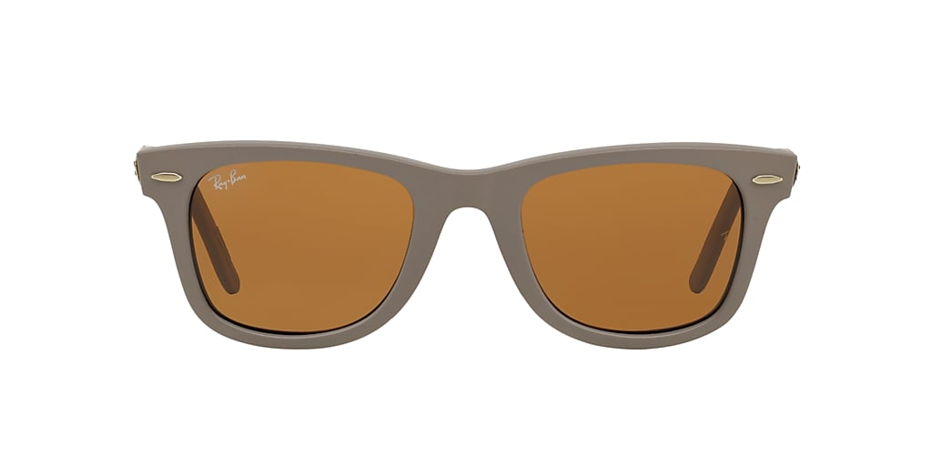 Bronze-Copper RB2140 ORIGINAL WAYFARER URBAN CAMOUFLAGE Brown  50