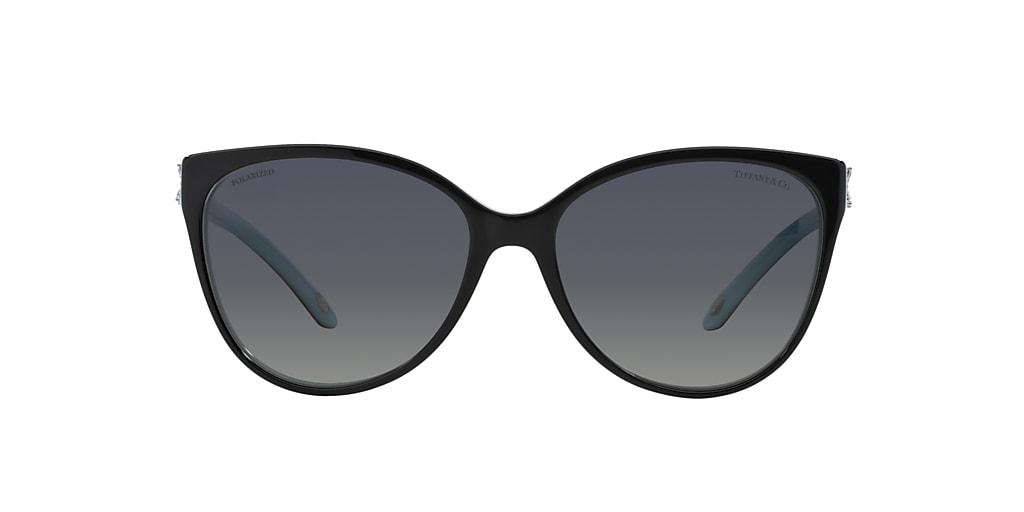 Negro TF4089B Tiffany Victoria Grey-Black  58