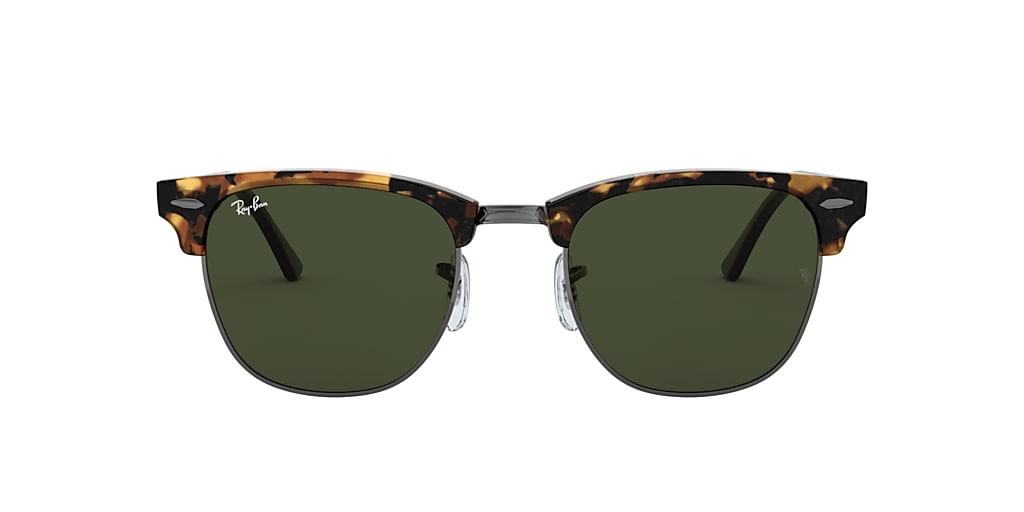 Tortoise RB3016 CLUBMASTER FLECK Green  51