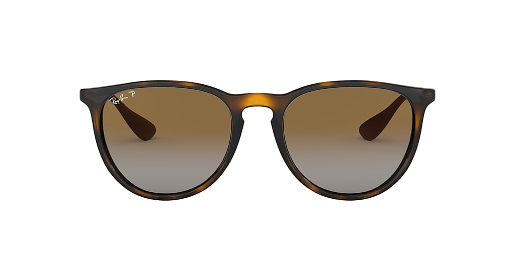 Tortoise RB4171 ERIKA CLASSIC Polarized Brown Gradient  54