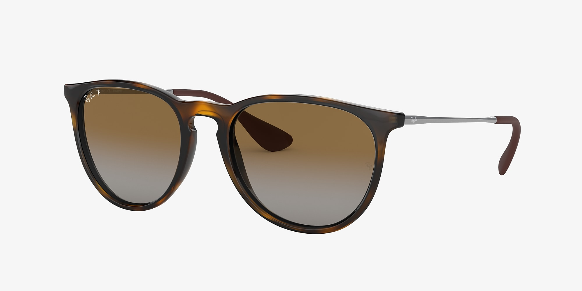 Ray-Ban RB4171 ERIKA CLASSIC Tortoise/Brown 					/Polarized image 1
