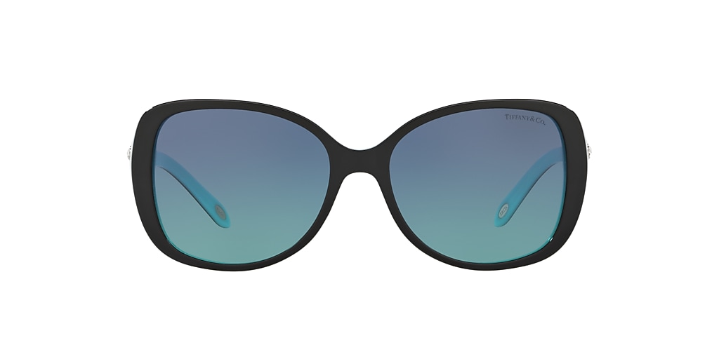 Black TF4121B Tiffany Cobblestone Blue  55