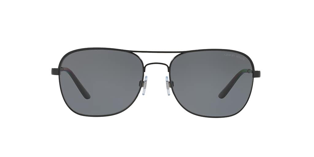 Black AR6040 Grey-Black  58