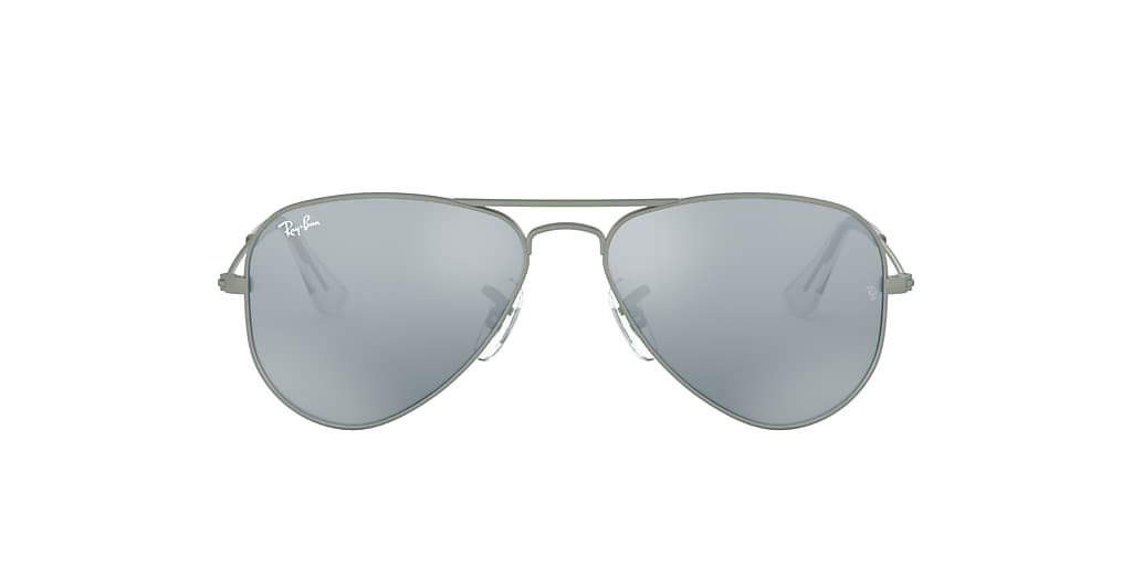 Gunmetal RJ9506S AVIATOR JUNIOR Silber  50