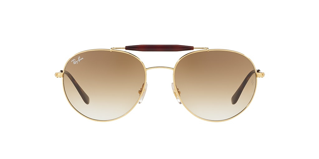 Gold RB3540 Brown  56