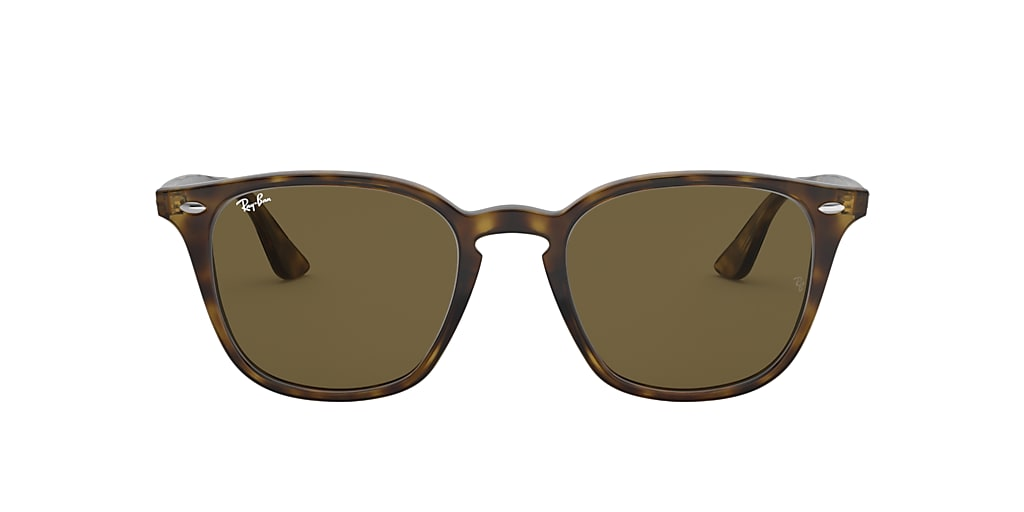 Tortoise RB4258 Dark Brown Classic B-15  50