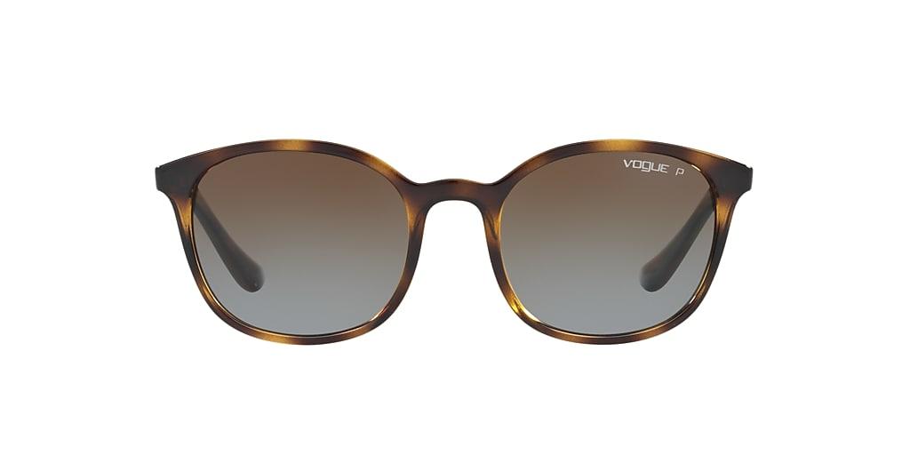 Tortoise VO5051S Polarized Brown Gradient  52