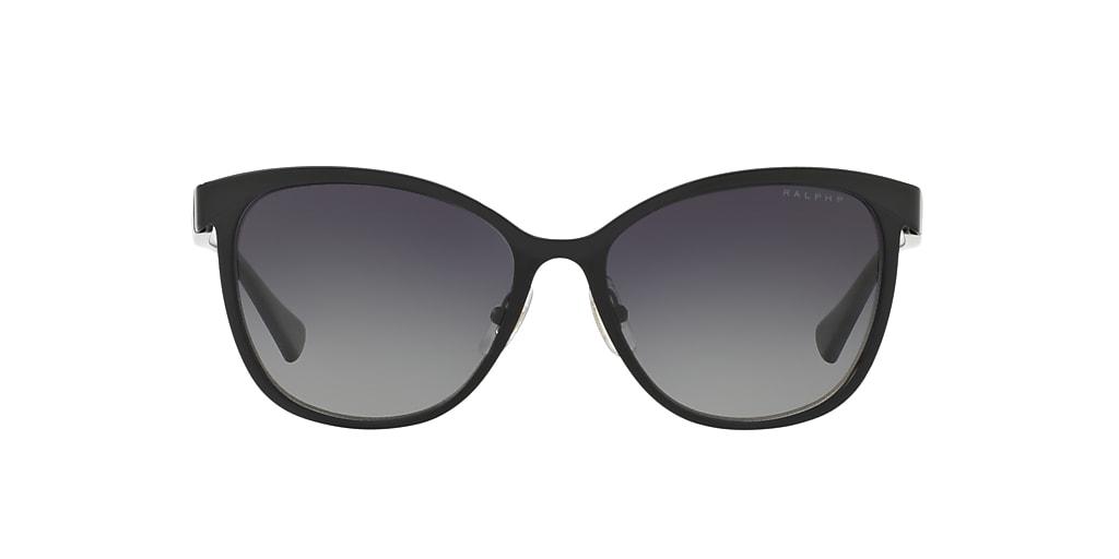 Black RA4118 Polarized Grey Gradient  54