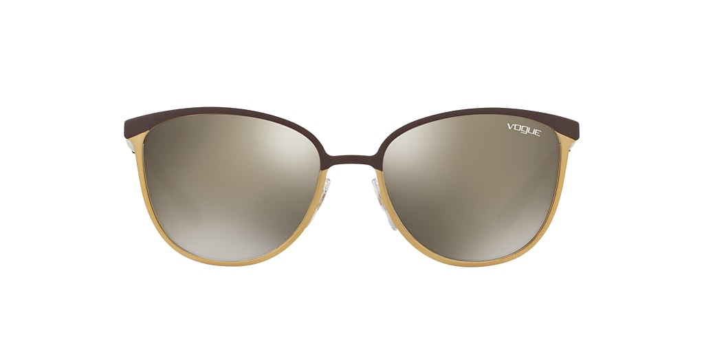 Brown VO4002S Gold  55