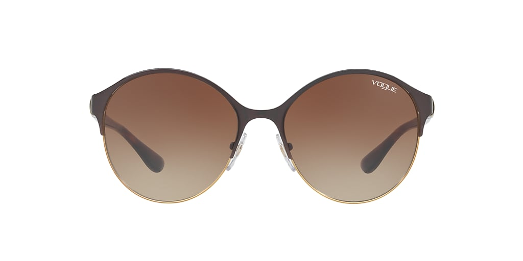 Tortoise VO4049S Brown Gradient