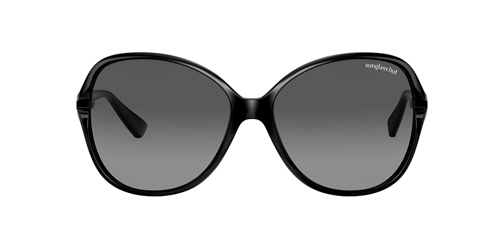 Black HU2001 Polarized Grey Gradient  60