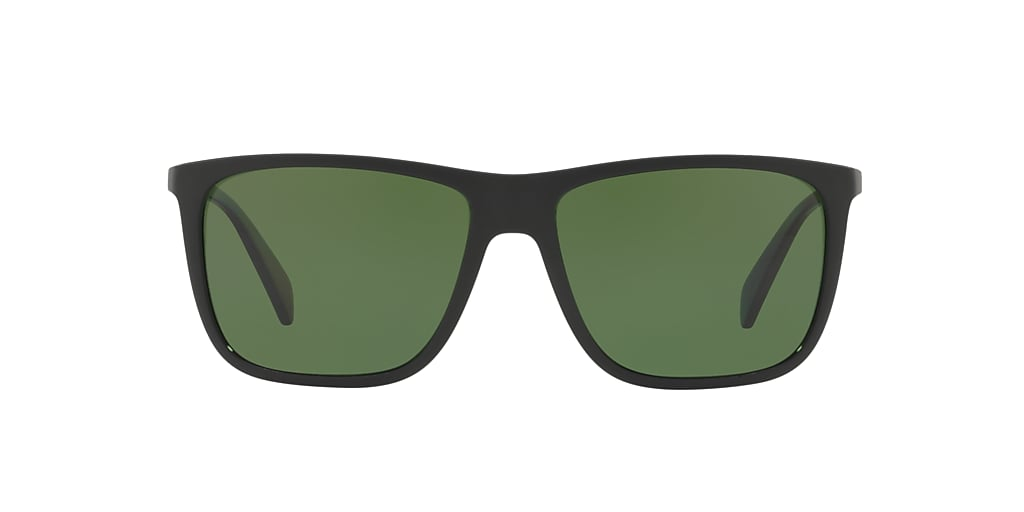 Black HU2004 Polarized Green Classic G-15  57