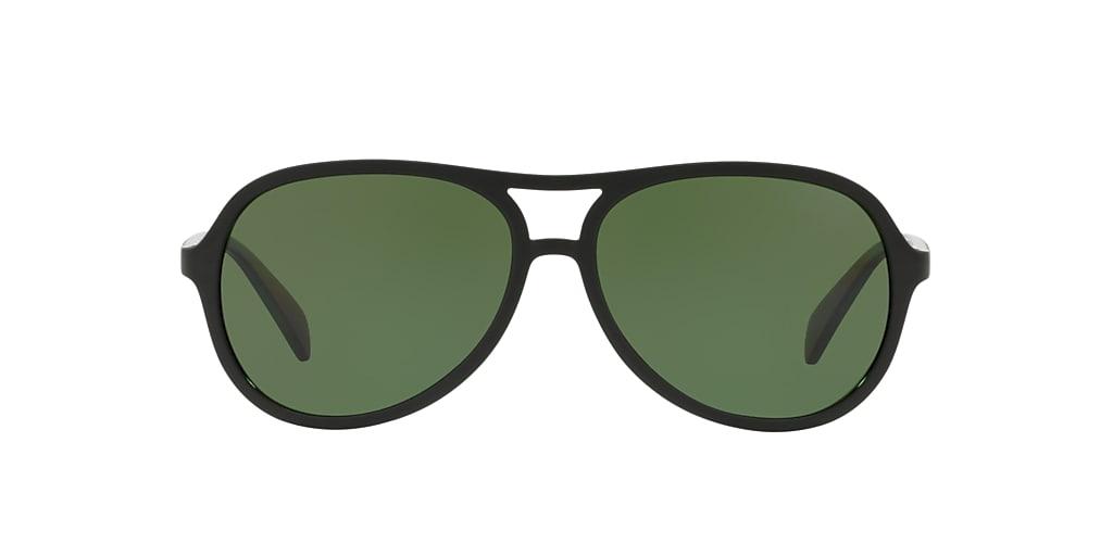 Black HU2005 Polarized Green Classic G-15  57