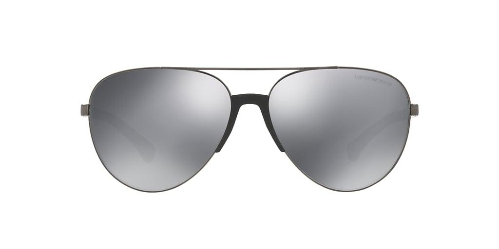 Gunmetal EA2059 Silver  61