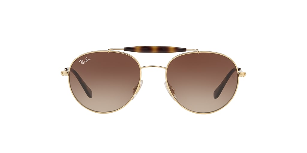 Gold RJ9542S Brown Gradient  50
