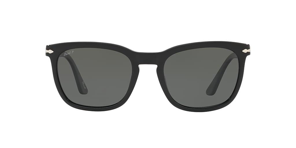 Black PO3193S Green  55