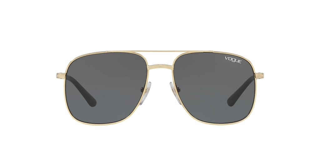 Gold VO4083S Gigi Hadid x Vogue Eyewear Grey-Black  55