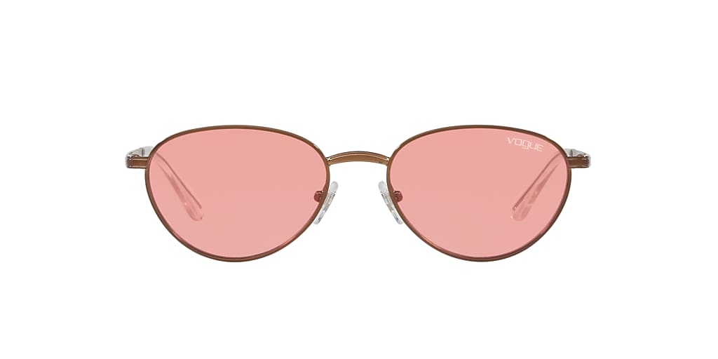 Brown VO4082S Pink  53