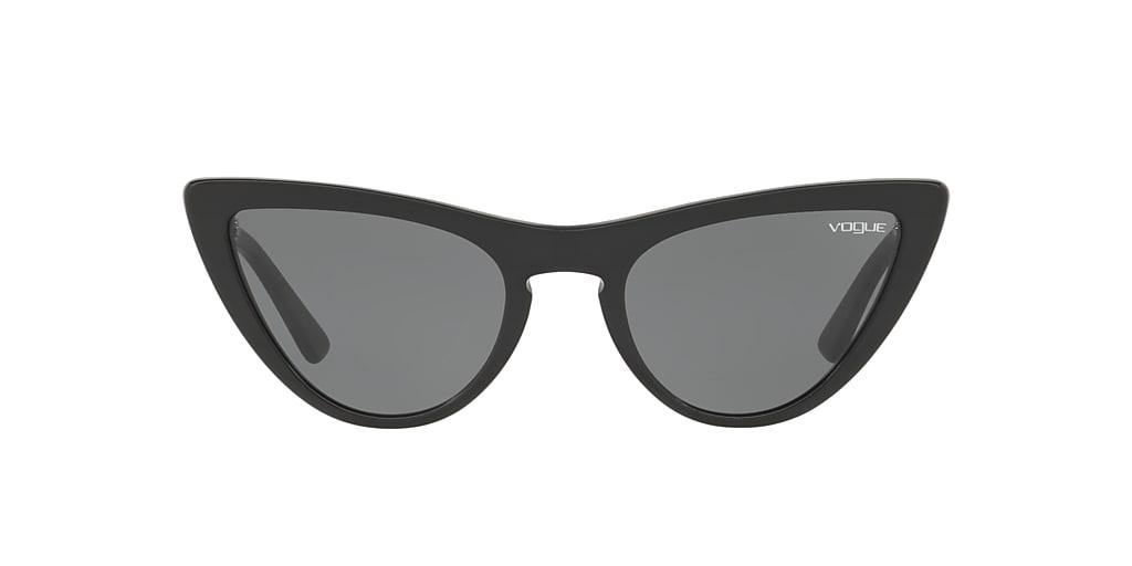 Noir VO5211S Gigi Hadid x Vogue Eyewear Gris-Noir  54