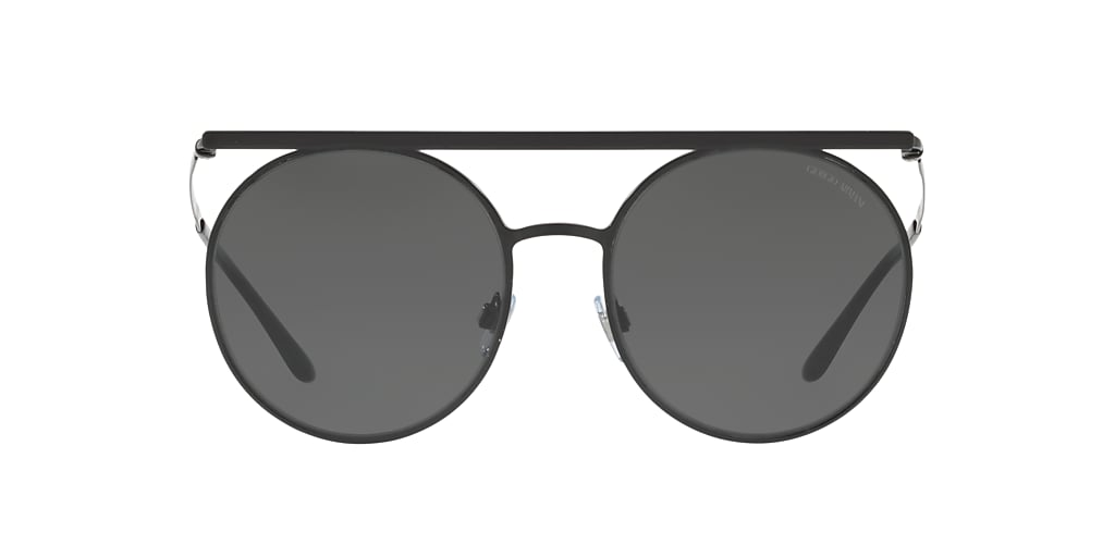 Black AR6069 Grey-Black  56